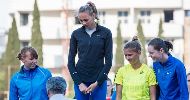 ХІ літня Універсіада України з легкої атлетики